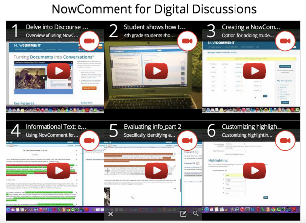 NowComment for Digital Discussions